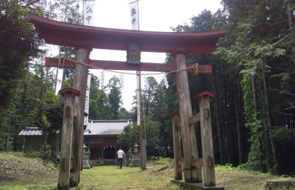 8 東山﨑天神社 兼務社例祭ご奉仕しました