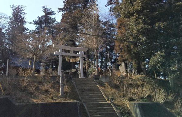 10 竹原神社 アジサイご奉納